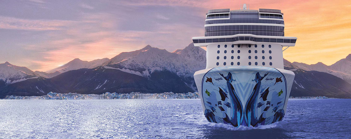 Croisières Exclusives en Alaska   con Norwegian Bliss