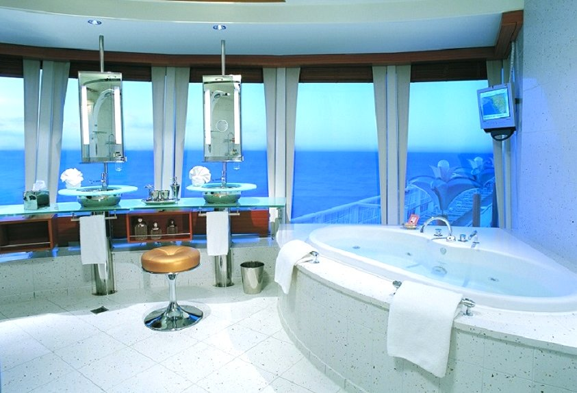 Celebrity Infinity AquaClass Cabin Photos - 44 Pictures