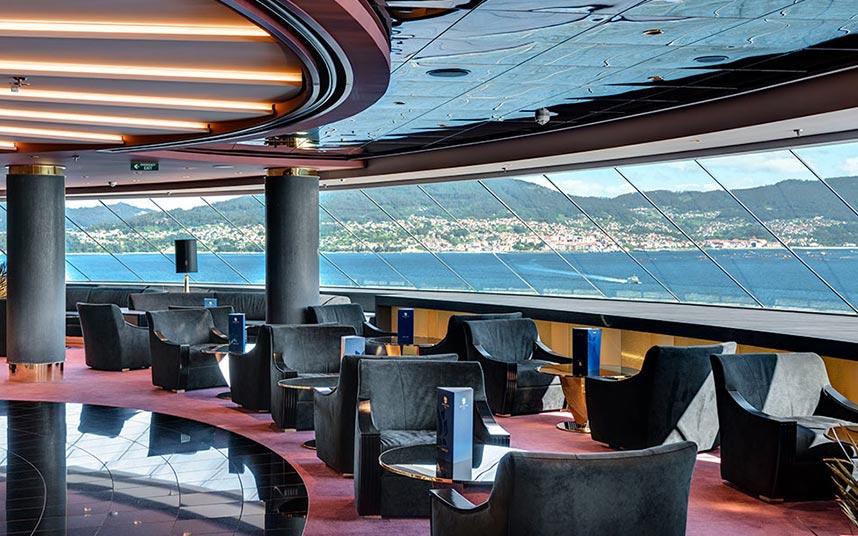 Navire MSC Grandiosa: 331.00 m de long peut accueillir ...